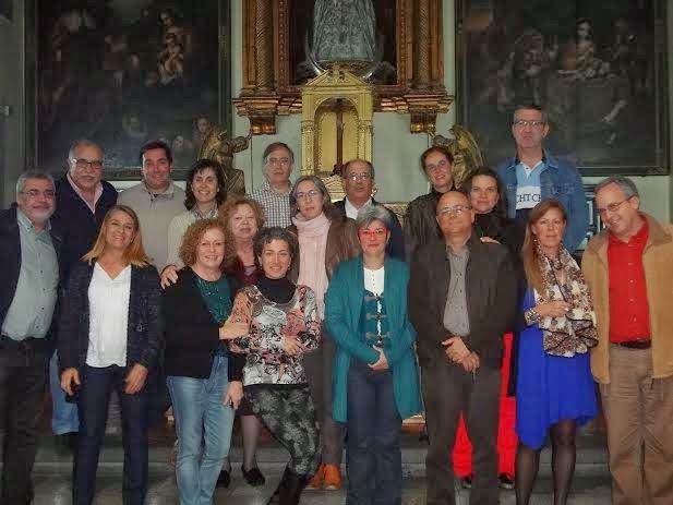 Visita del Equipo Permanente a la Diócesis Canaria