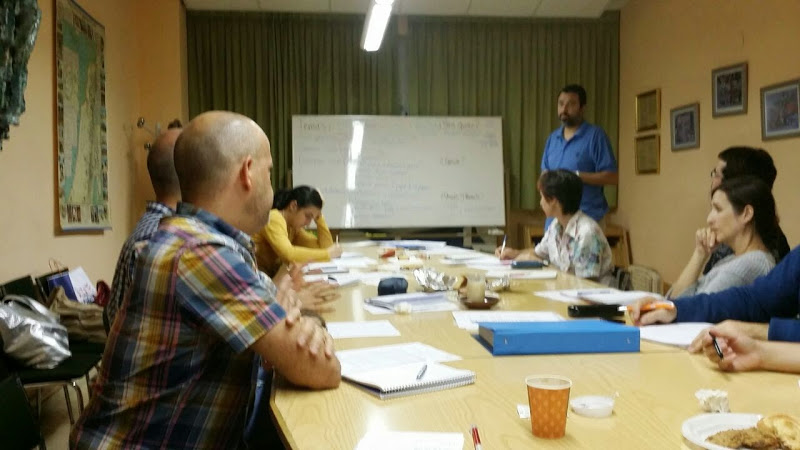 Asambleas de comienzo de curso en Profesionales Cristianos – Px Zaragoza