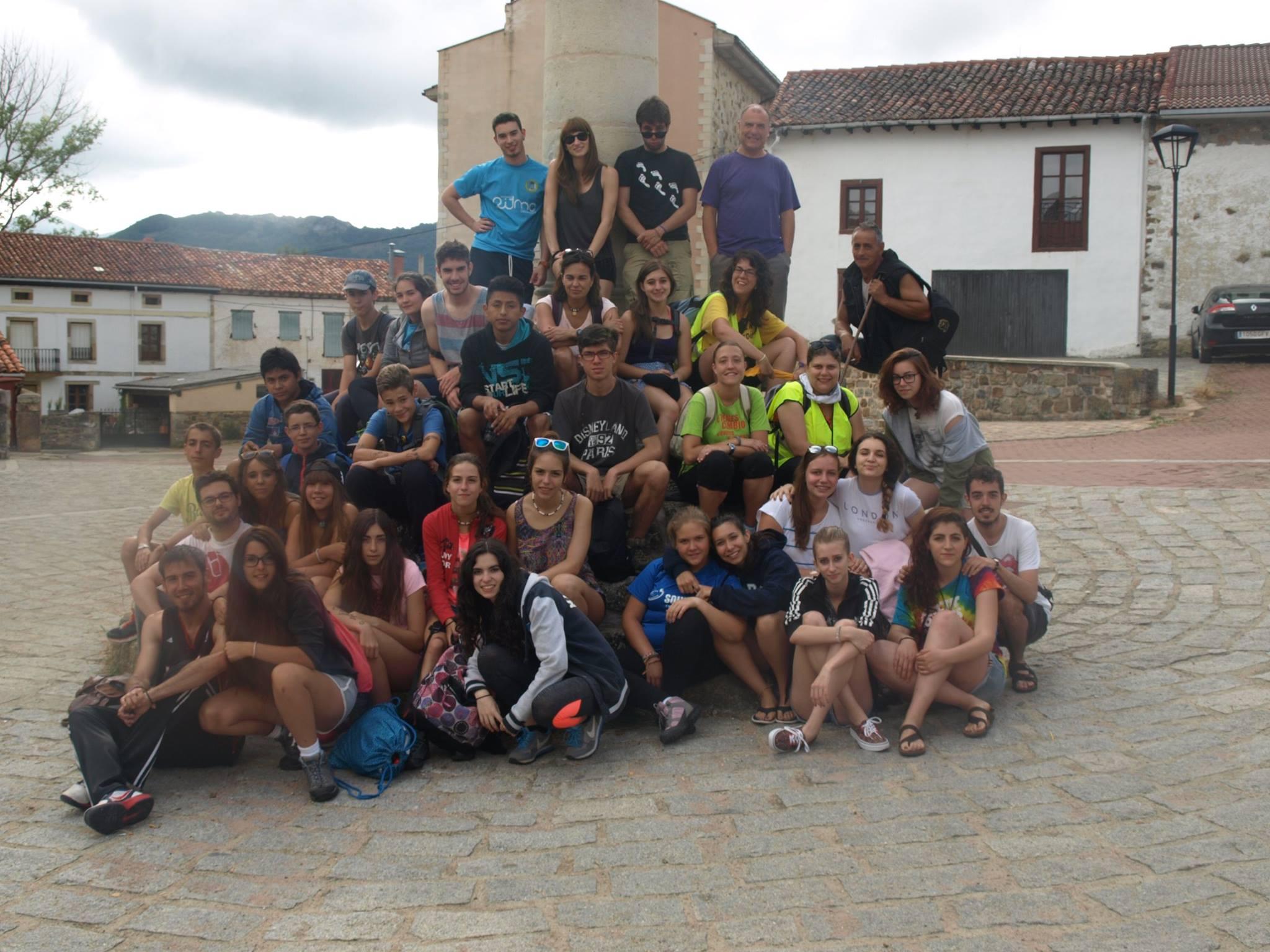 Profesionales Cristianos de Palencia colaboran con el campamento de la JEC de esta Diócesis
