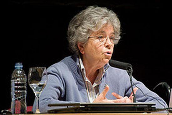 Dolores Aleixandre invitada por Profesionales Cristianos de Zaragoza