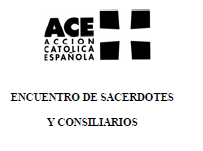 Encuentro de sacerdotes y consiliarios