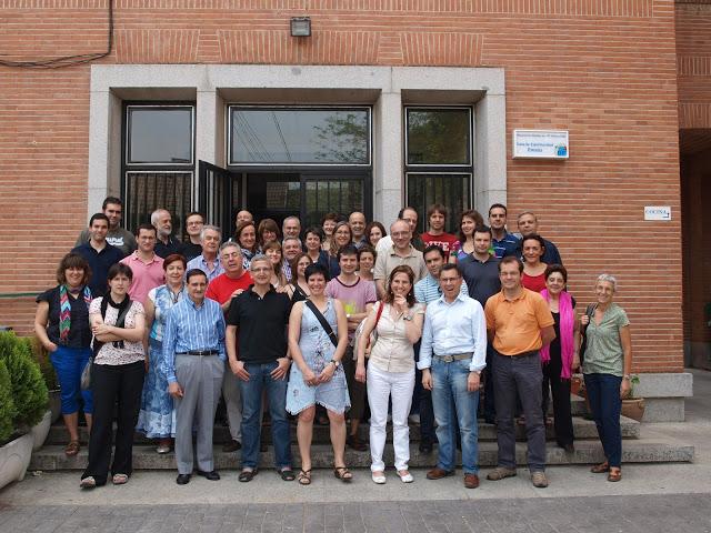 Sesión de estudios 2011-2012