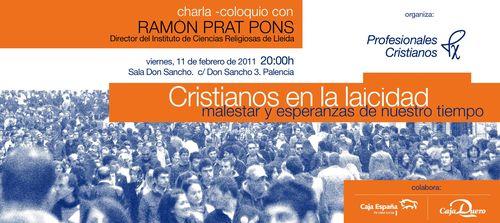Foro PX Palencia 11 de Febrero de 2011