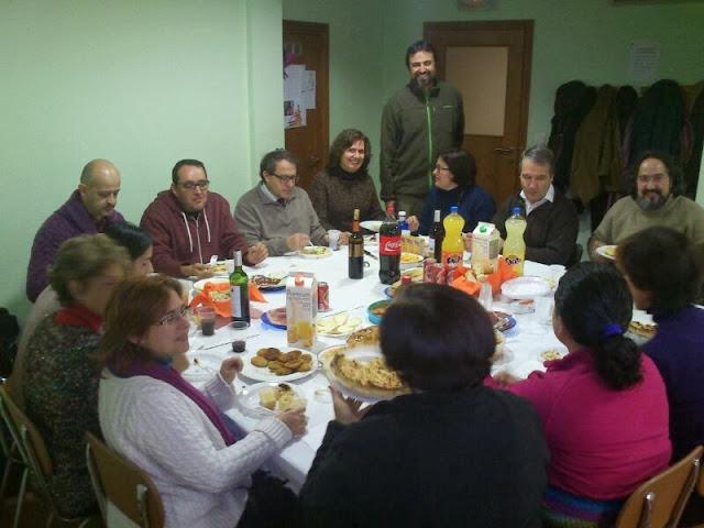 PX Zaragoza celebra el Adviento y la Navidad