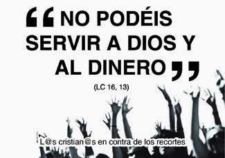 Manifiesto de la Acción Católica Especializada con motivo de la Huelga educativa del 24 de Octubre 2013