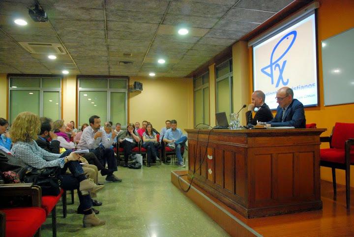 Conferencia de Galo Bilbao en Zaragoza