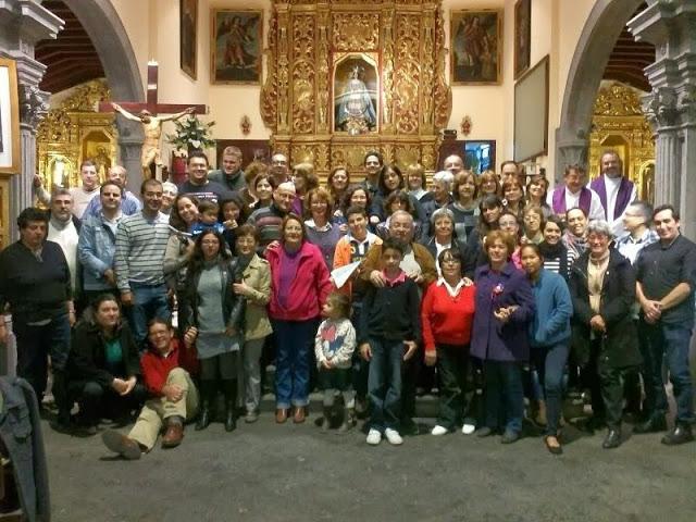 Celebración de la Navidad de los movimientos de Acción Católica en Canarias