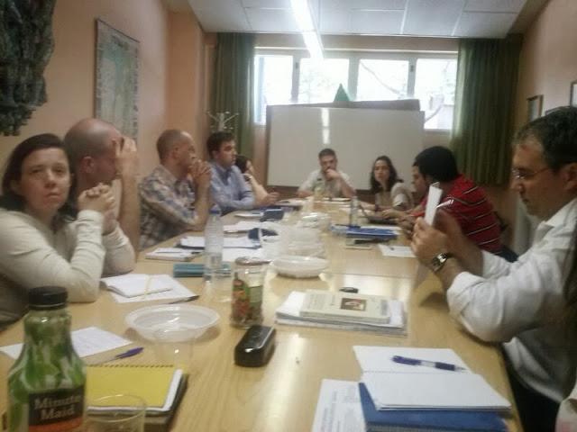 PX Zaragoza comienza el curso con el ánimo de profundizar en el análisis de la realidad profesional de sus militantes