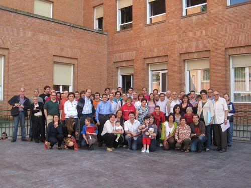 Sesión de Estudios 2011