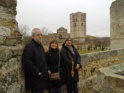 Visita a Zamora