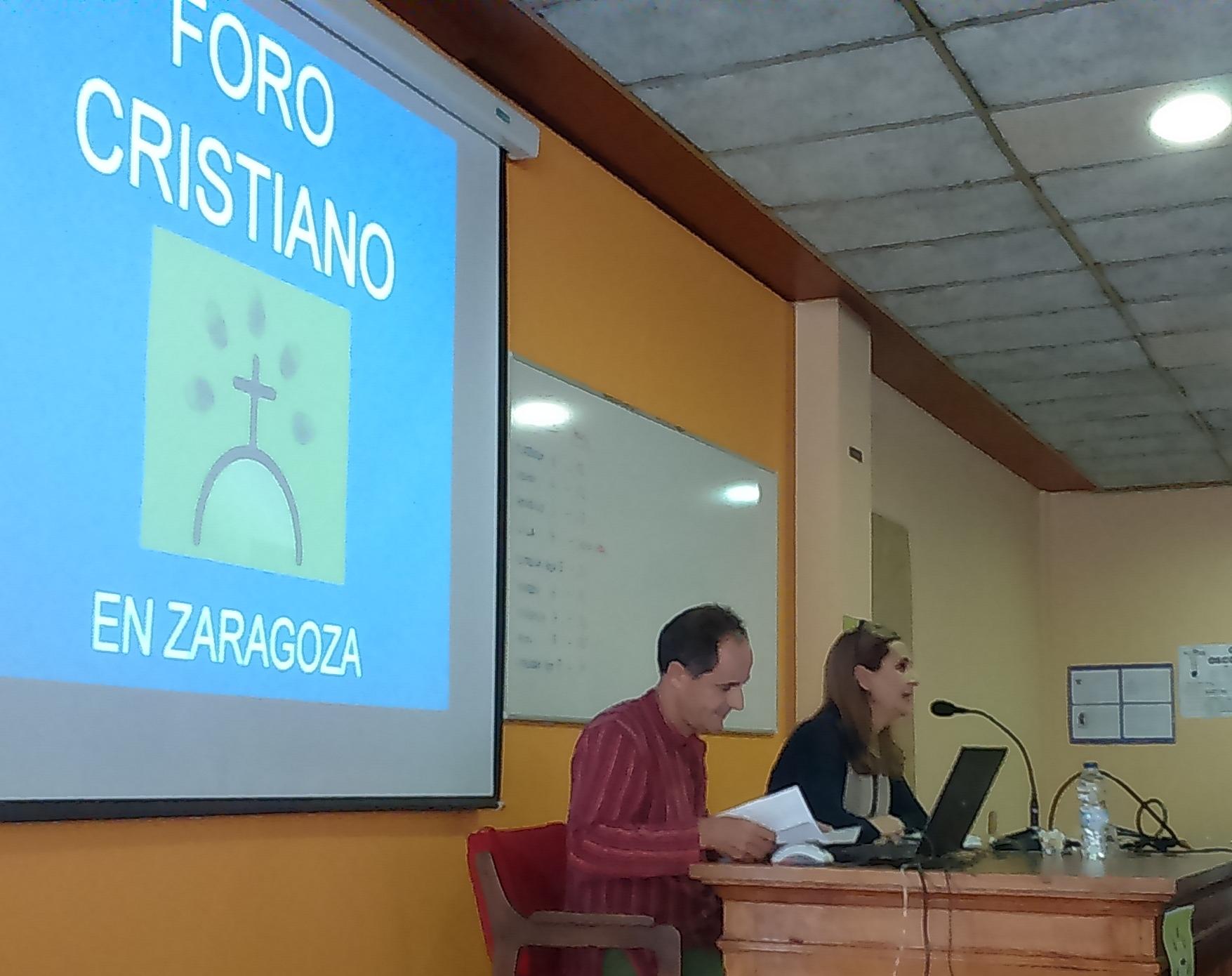 PX en Zaragoza participa en el primer Foro de Cristianos de la Diócesis