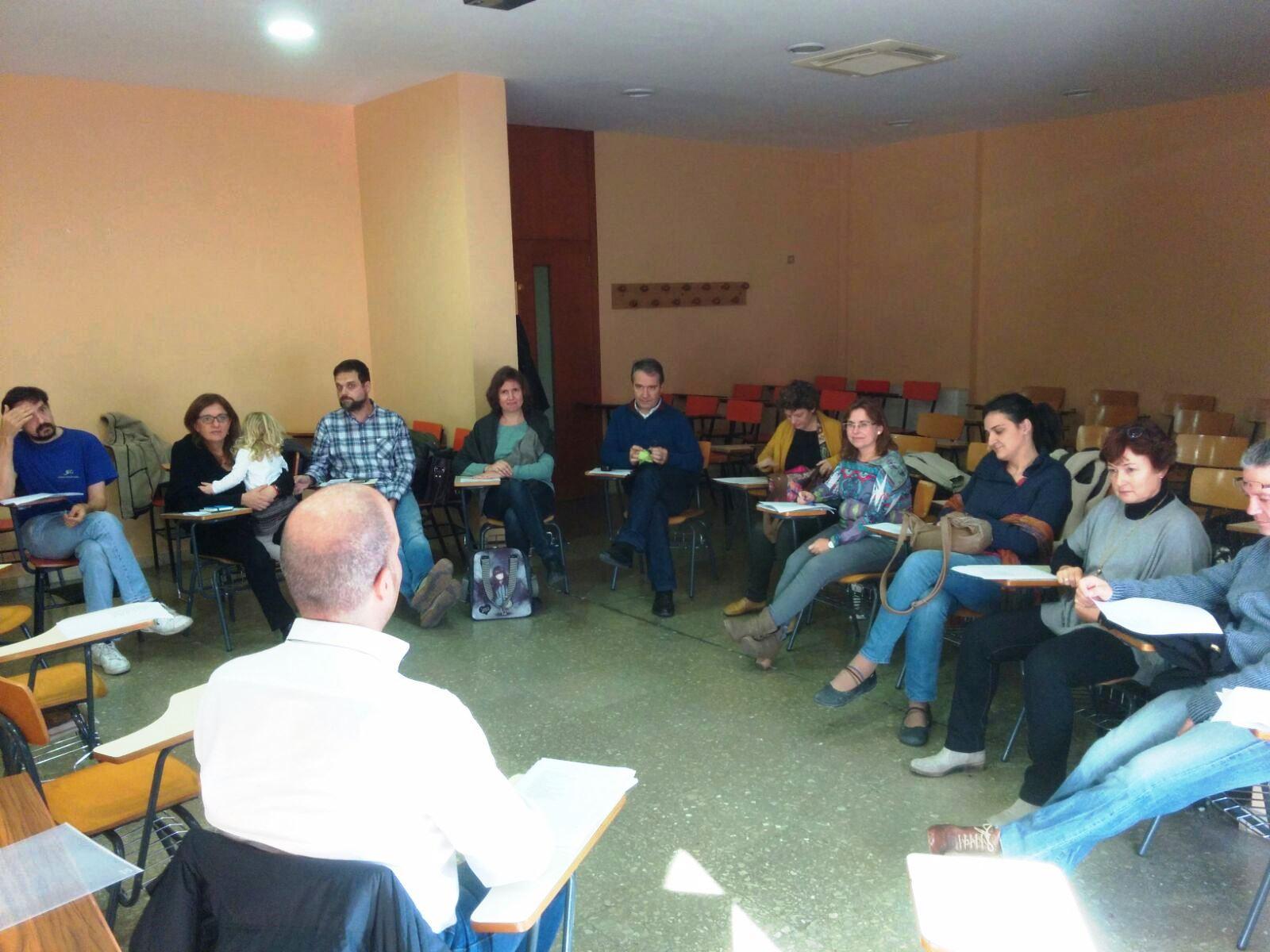 PX Zaragoza celebra el Adviento profundizando en el Plan Pastoral de la Diócesis