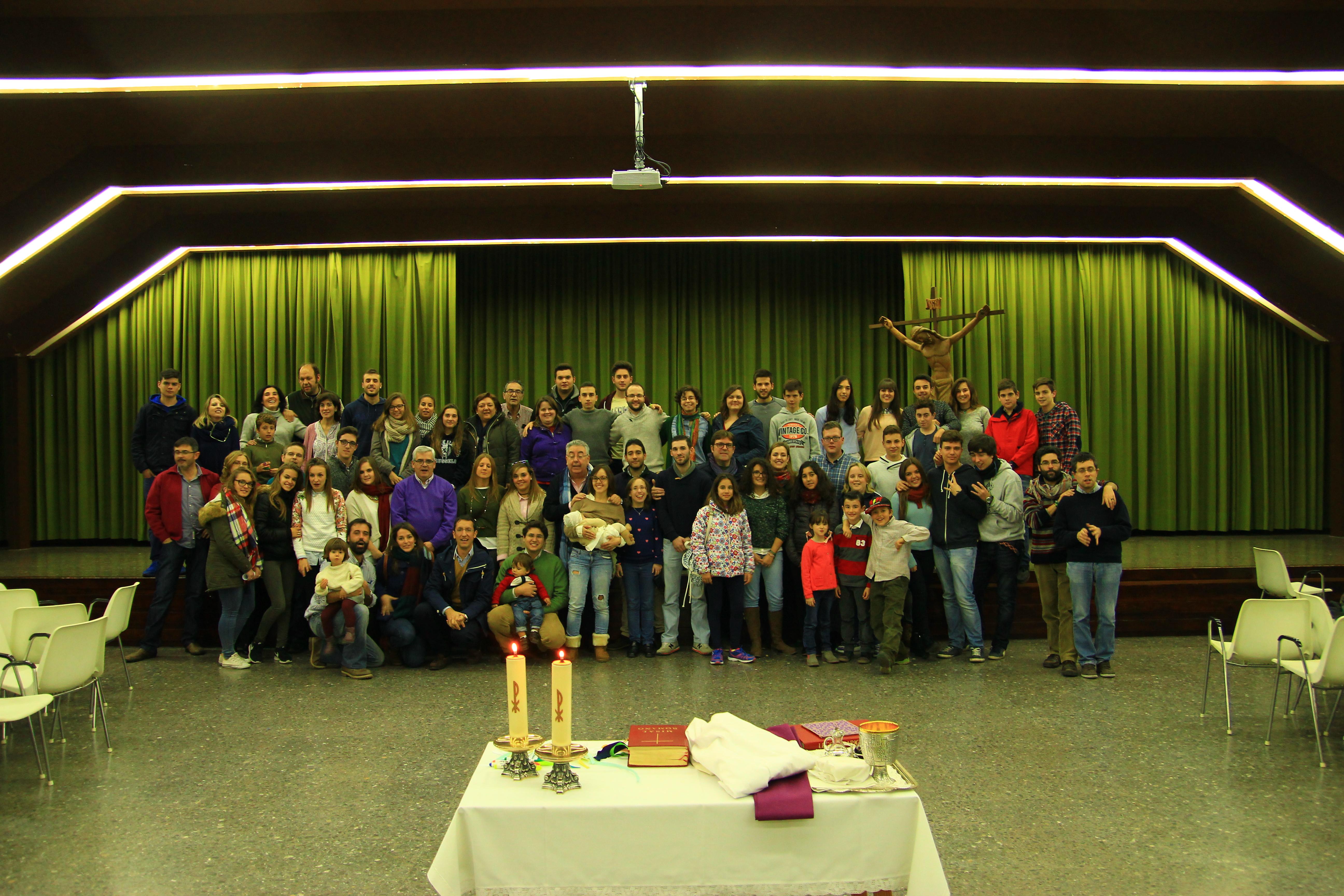 Celebración de la Navidad en Badajoz