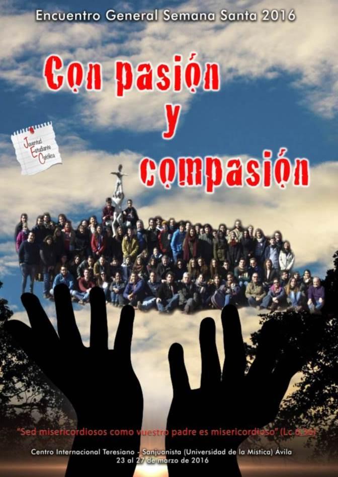 Con pasión y compasión: Encuentro General de Semana Santa de la JEC
