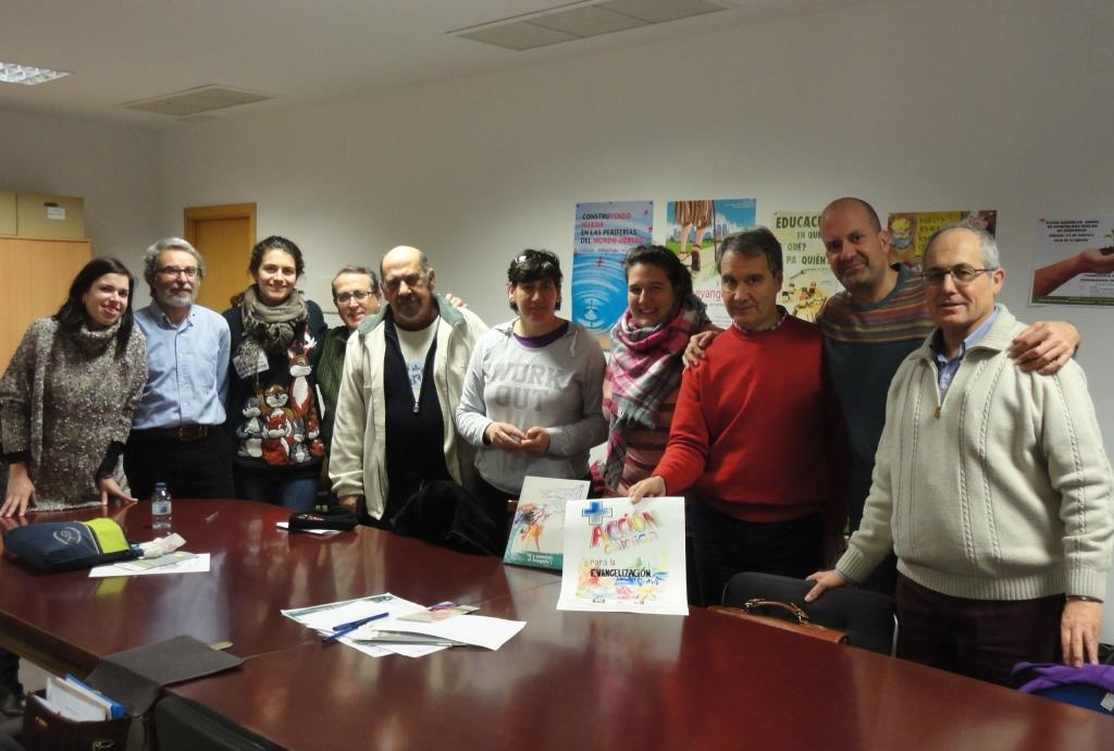 PX Zaragoza participa en la elaboración de propuestas del Plan Pastoral de la Diócesis