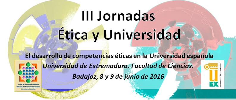 III Jornadas Ética y Universidad