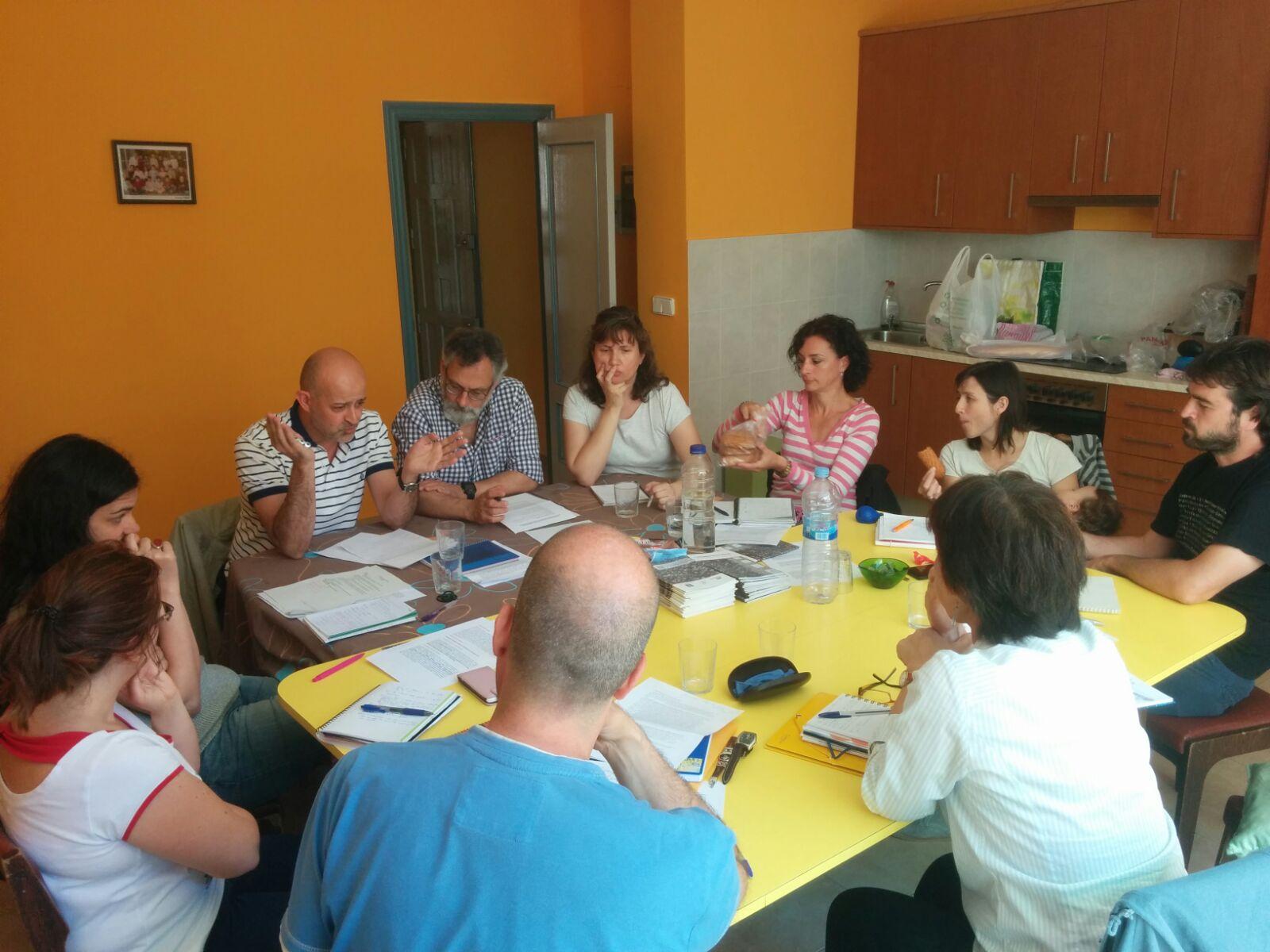 Profesionales Cristianos-PX Zaragoza cierra el curso de actividades en su última Asamblea 2015-16