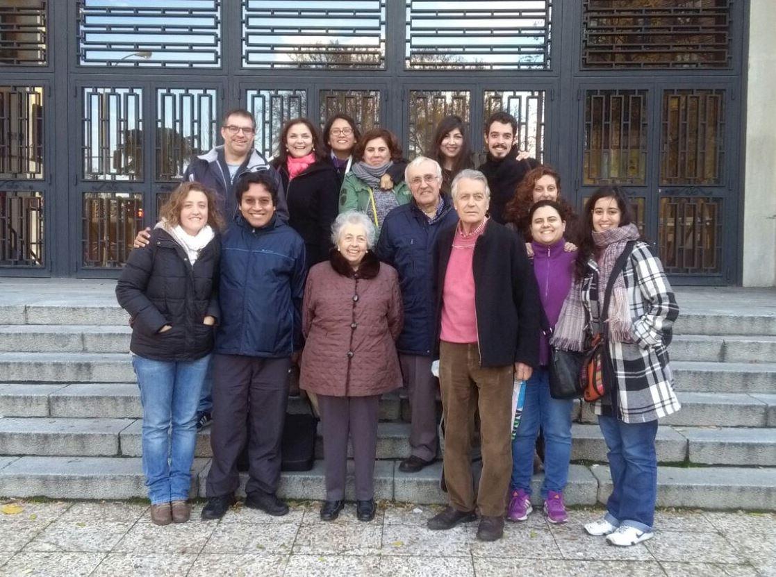 Celebrando la Navidad en la Diócesis de Madrid