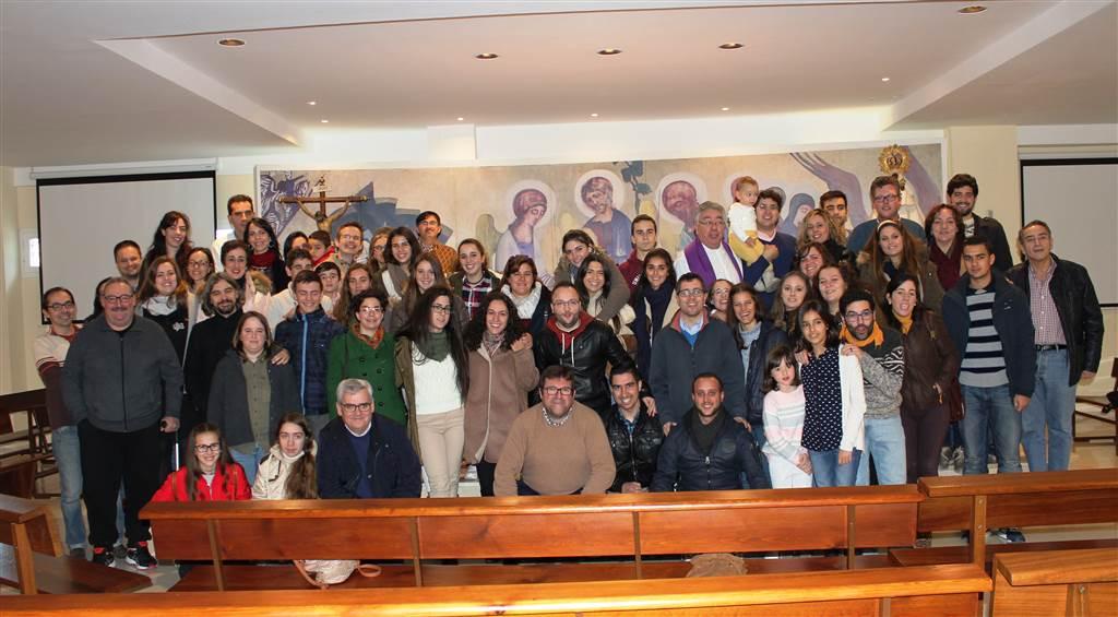 PX Badajoz celebra la Navidad con la JEC de Extremadura