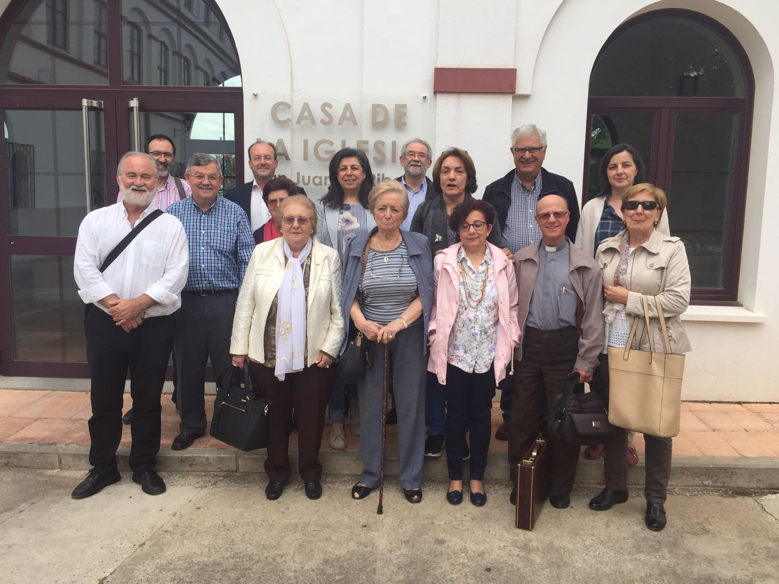 Encuentro del Apostolado Seglar de la Diócesis Mérida-Badajoz