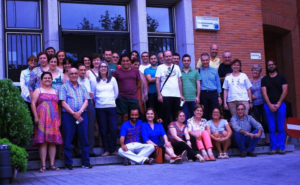 Encuentro del Movimiento Profesionales Cristianos de Acción Católica Española