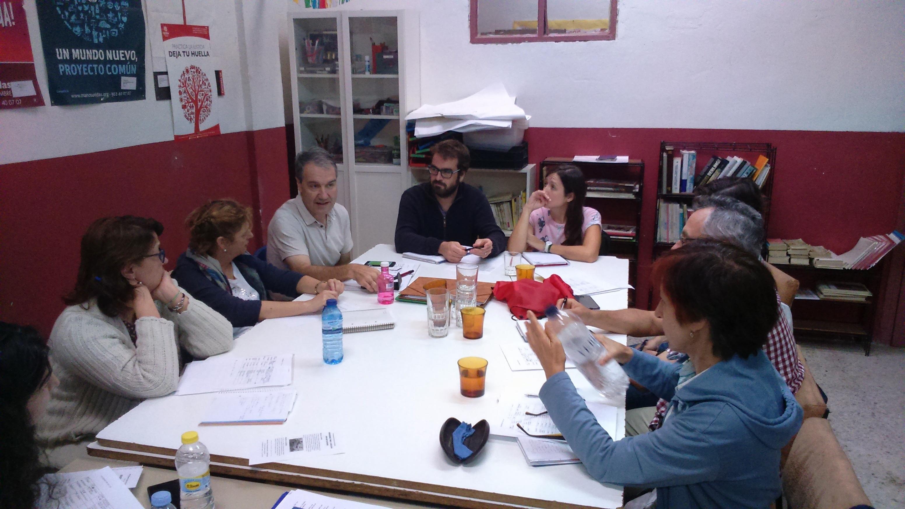 Px Zaragoza comienza el curso con su Asamblea
