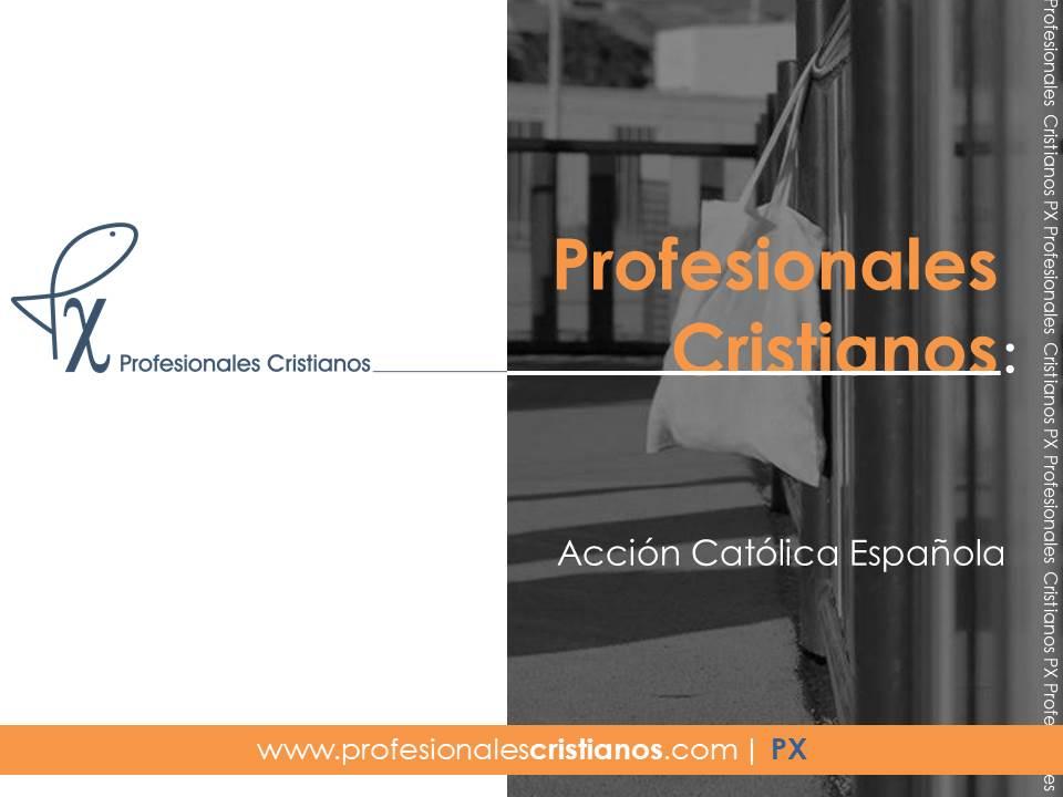 Presentación de Profesionales Cristianos – 2017