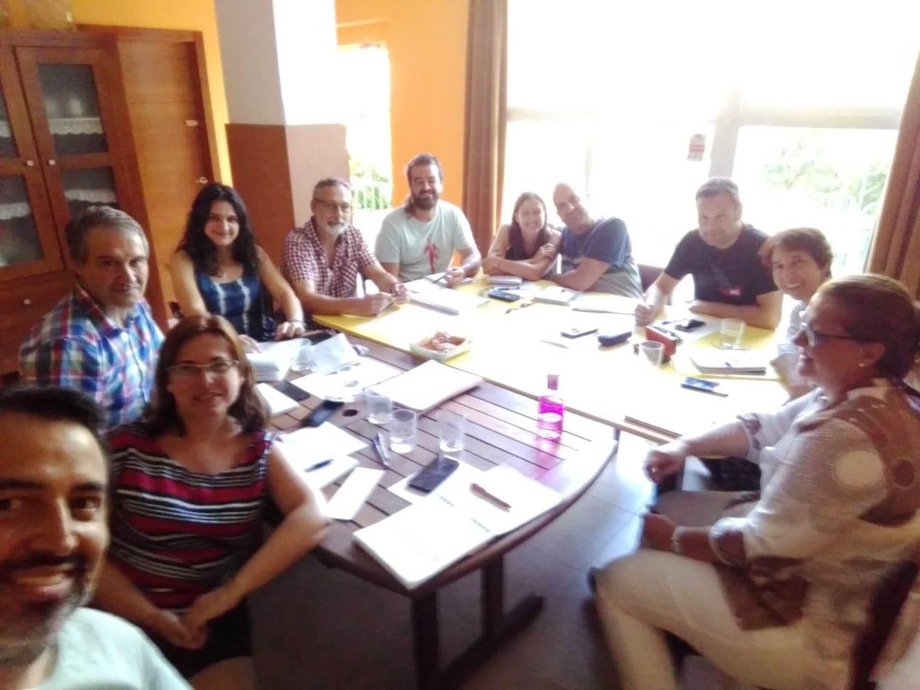 PX Zaragoza arranca el curso fortaleciendo su equipo de acompañantes